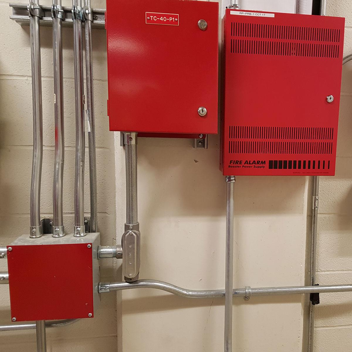 Electrical Service: Fire Alarm