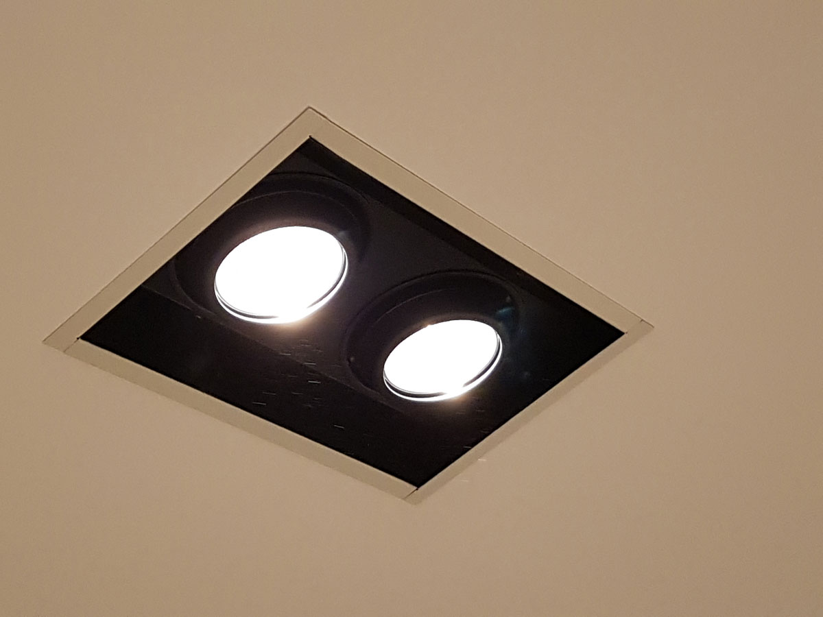 Electrical Service: Lighting Installation and Retrofit