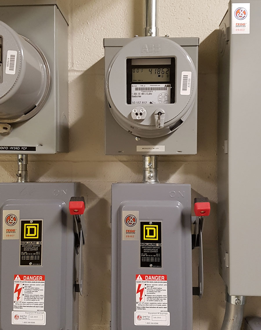 Electrical Service: Building Sub-Metering