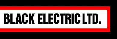 Black Electric logo